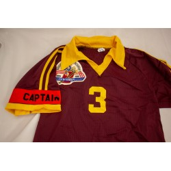 Captain Soccer Jersey with Centennial Patch