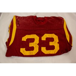 Vintage Maroon Football jersey without Centennial patch