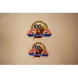 Small Centennial Patch