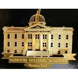 Stribling Hall Holiday Ornament