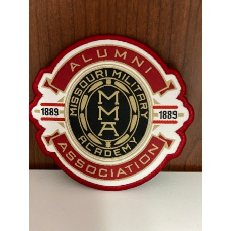 MMA Alumni Patch