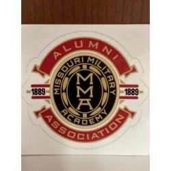 MMA Alumni Decal