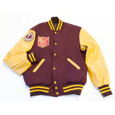 MMA Official Letter Jacket