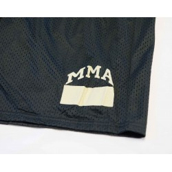 MMA Black Athletic Short