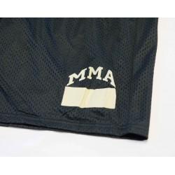 MMA Black Athletic Short