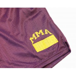 MMA Maroon Athletic Short
