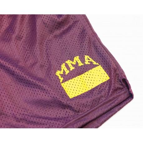 MMA Maroon Athletic Short