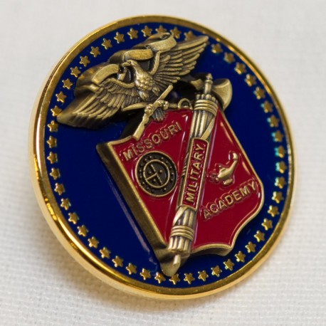 MMA 125th Anniversary Lapel Pin